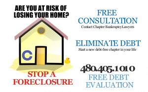 stop a foreclosure infographic
