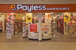 payless shoesource closing