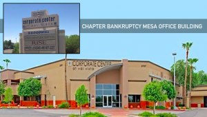 CHAPTER Bankruptcy Mesa Office building