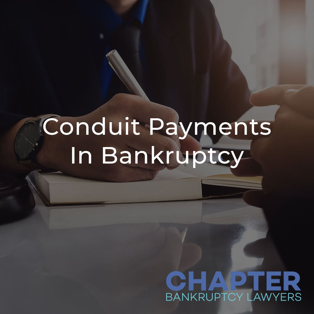 Arizona Conduit Payments In Bankruptcy